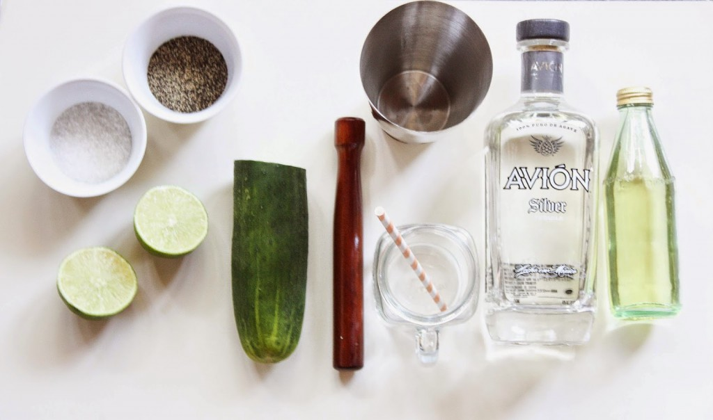 cucumber lime cocktail, summer cocktail, summer, cocktail, recipe, drinks, tequila, cucumber, lime,