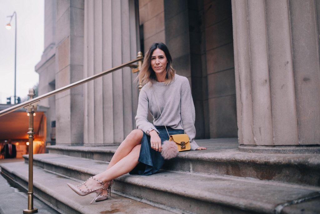 Chicago Fashion Blogger and Fall Fashion