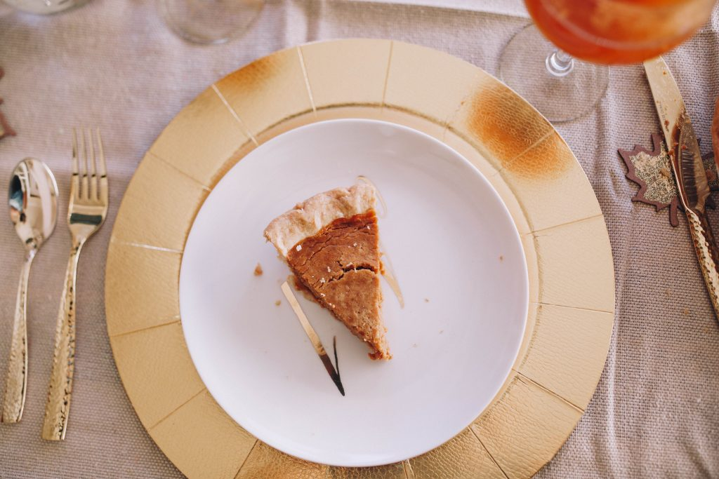 Pumpkin Pie Recipe and Friendsgiving
