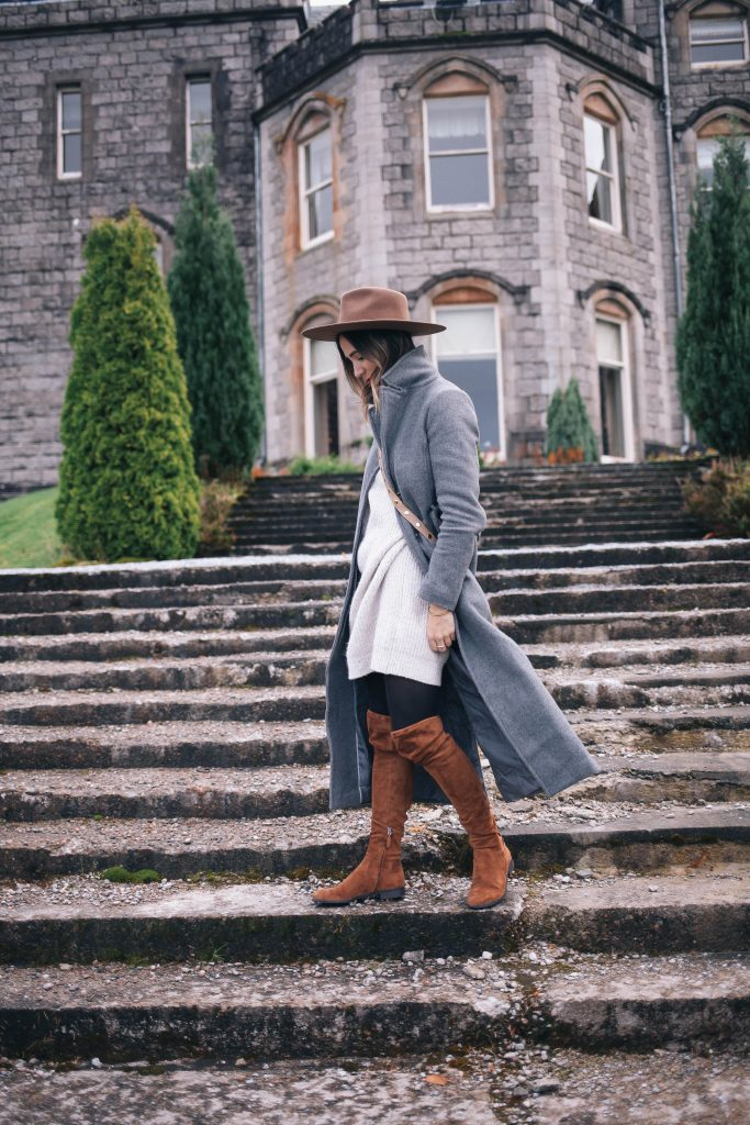 Iverlochy Castle and travel fashion ideas