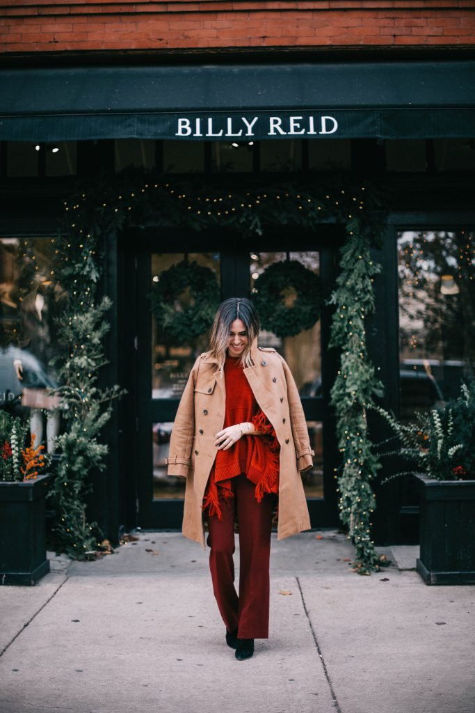 Billy Reid Chicago and Chicago Fashion Blogger