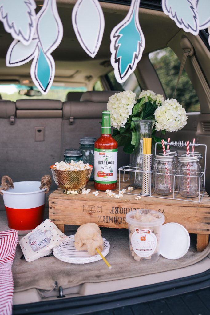 How to build your own tailgate with Marshalls