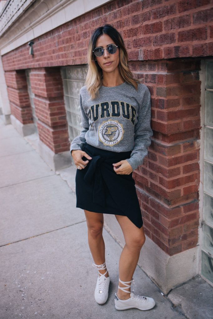How to style a look for National Tailgate Weekend