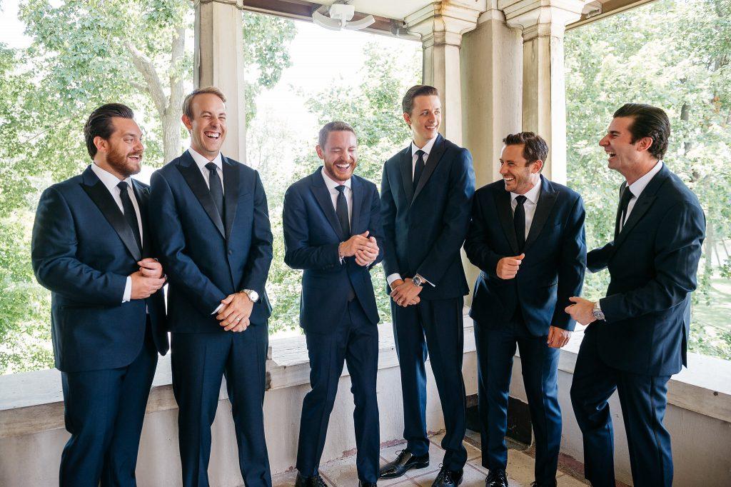 The Black Tux for Grossman Rentals