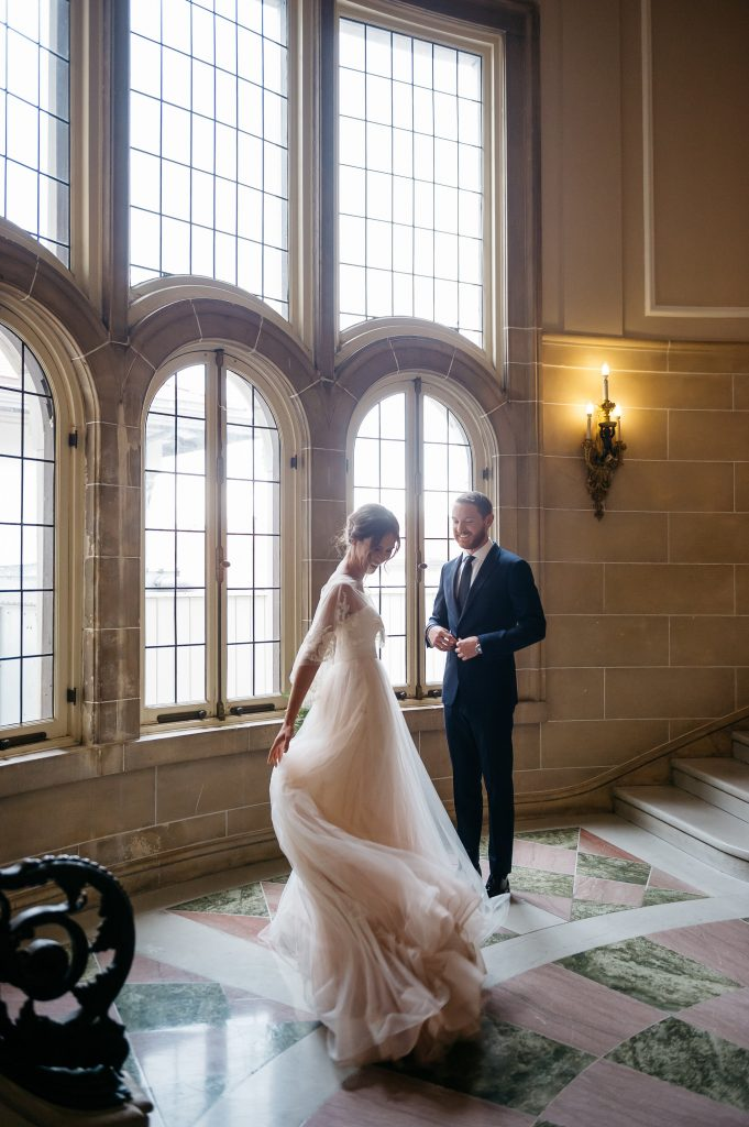 Armor House Mansion Wedding Venue + First Look