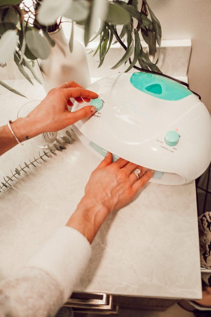 Pretika ST251OxyHandSpa and Winterize your skin with Pretika