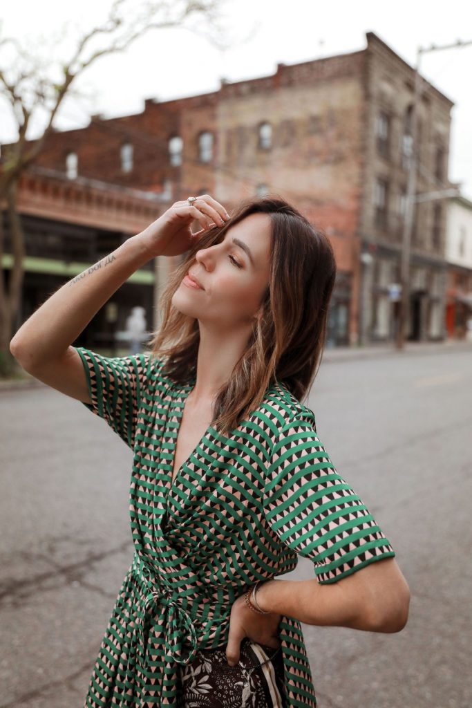 Seattle Fashion Blogger Sportsanista Scotch and Soda outfit