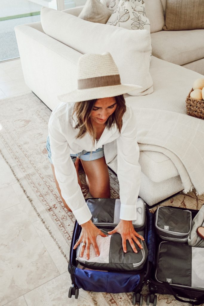 Seattle Fashion Blogger Sportsanista sharing three packing tips for your next vacation