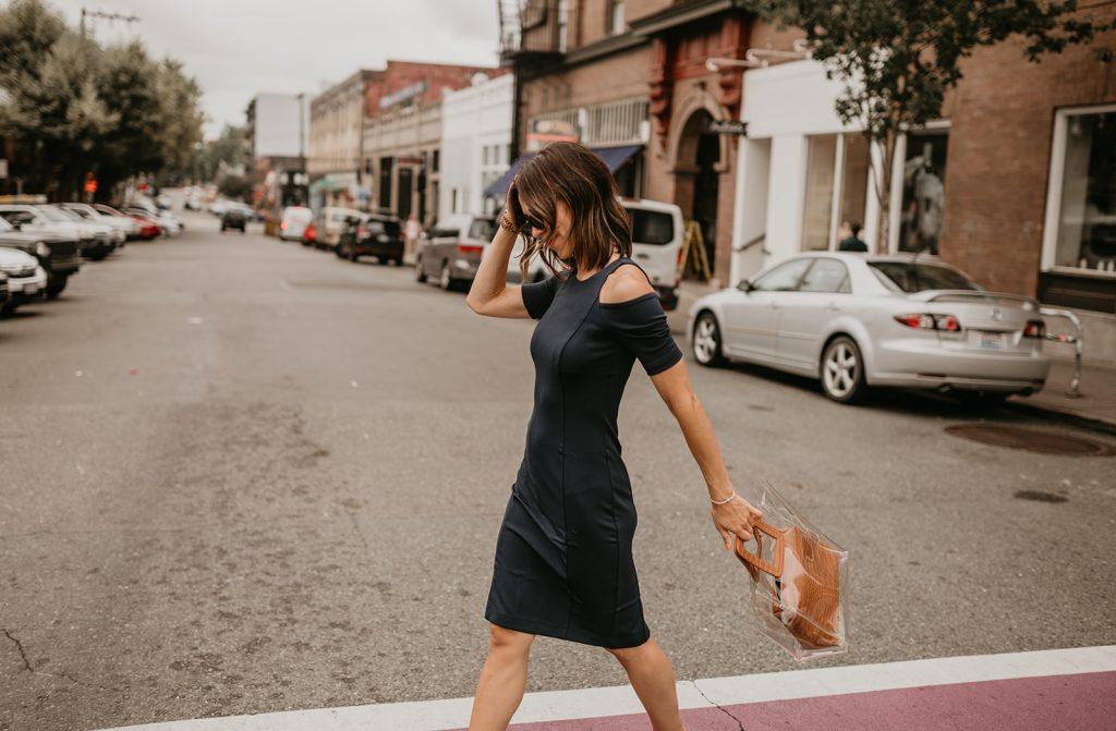 Seattle Fashion Blogger Sportsanista sharing workwear outfit inspiration