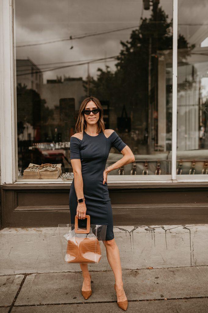 Seattle Blogger Sportsanista sharing Amazon Workwear Outfits